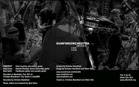 Inlay GunfireOrchestra